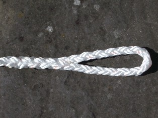 How To Splice Stranded Wire | 8 Strand Multi Plait Eye Splice